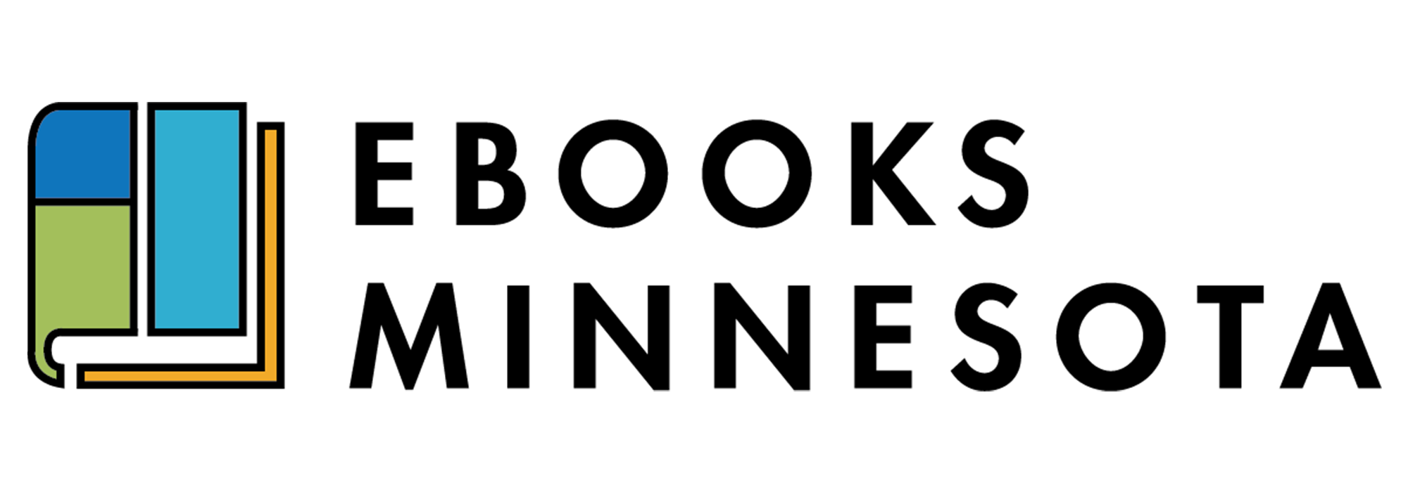 Ebooks Minnesota logo.