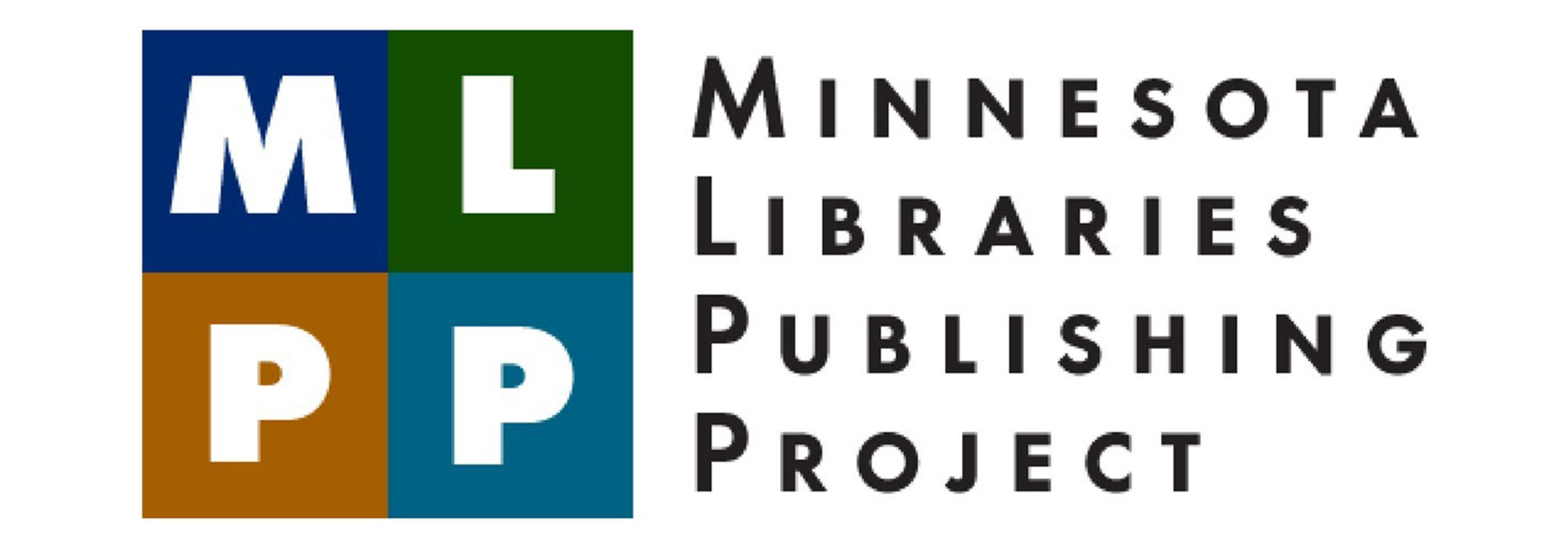 Minnesota Libraries Publishing Project logo.