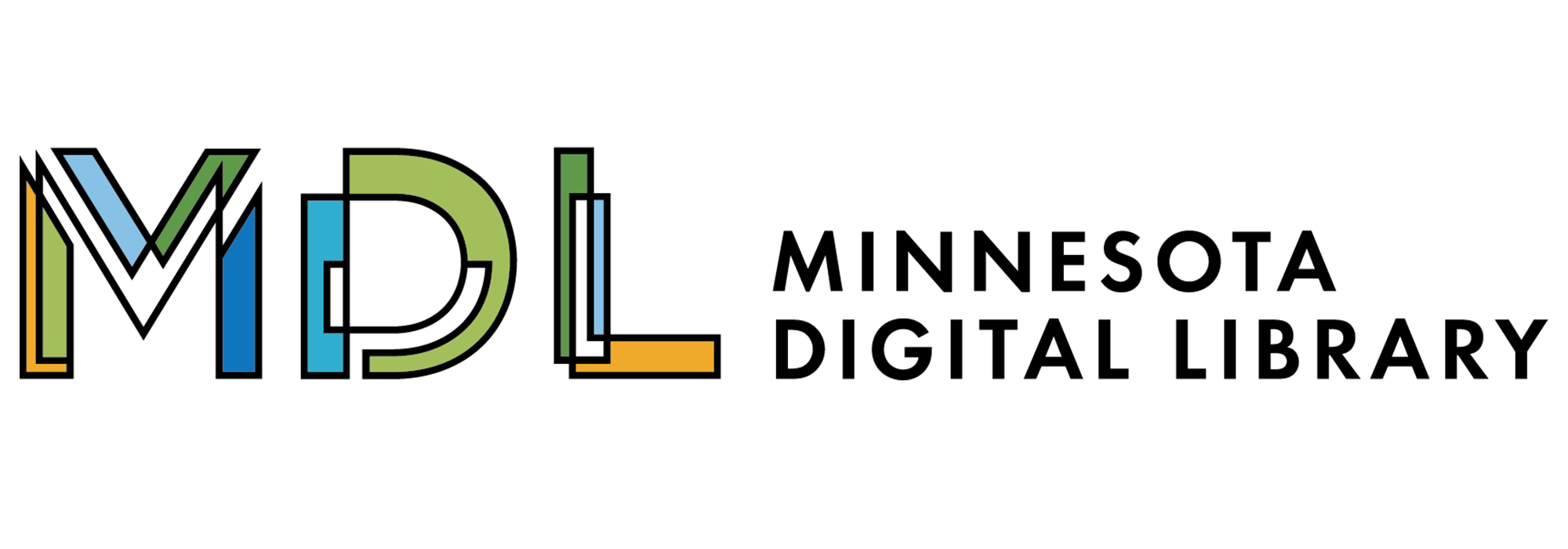 Minnesota Digital Library logo.