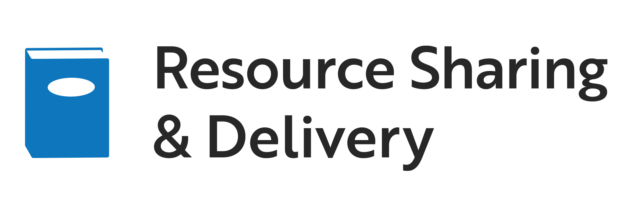 Resource Sharing & Delivery logo.