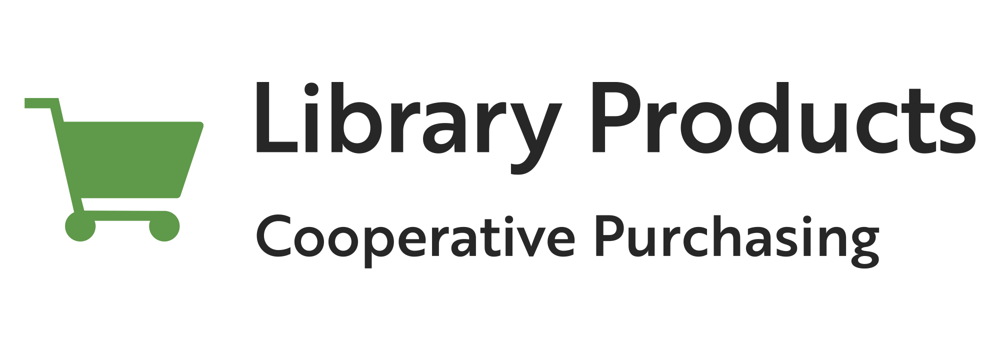 Library Products logo.