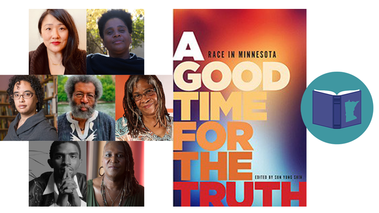 One Book | One Minnesota: A Good Time for the Truth