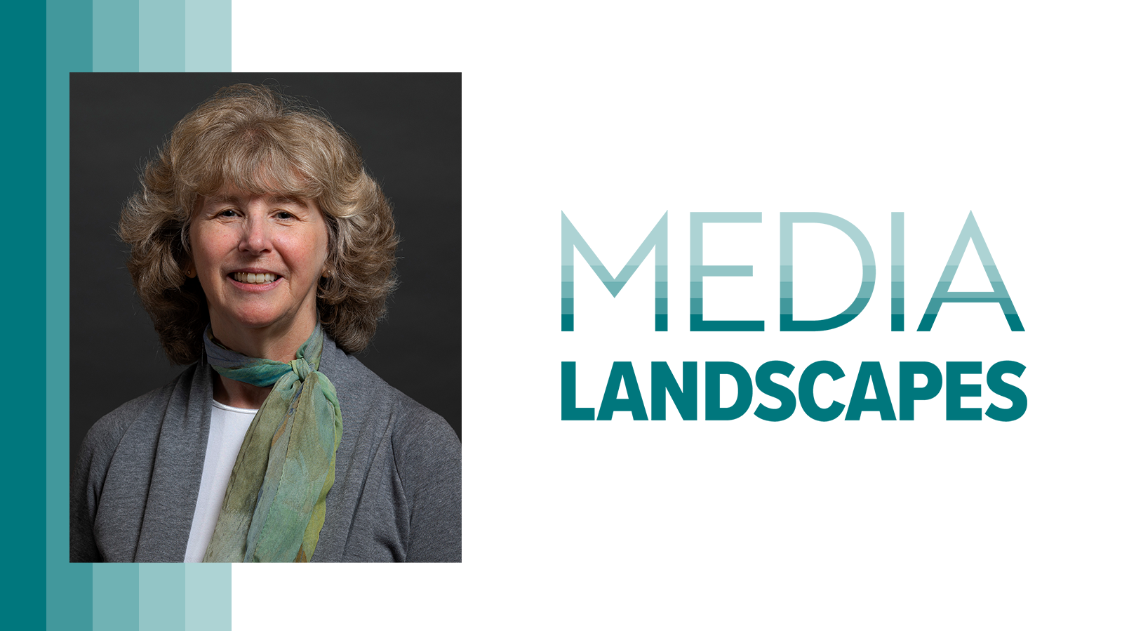 Media Landscapes upcoming presenter, Lisa Hinz