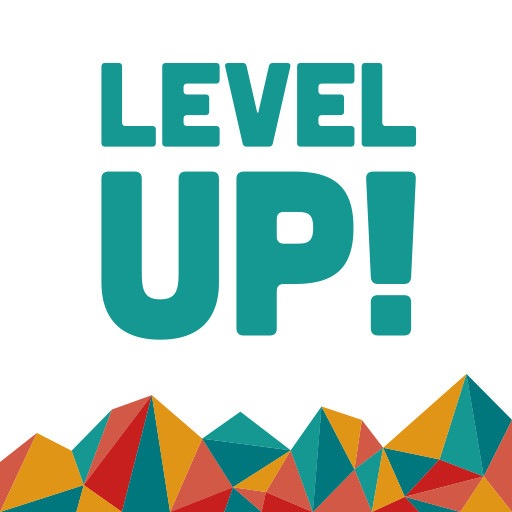 Level Up logo.
