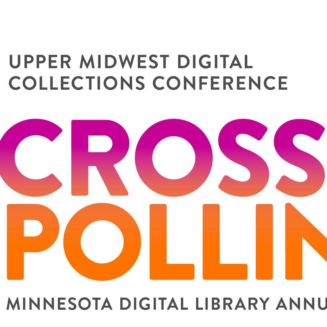 2020 Conference banner theme with the words cross pollinate