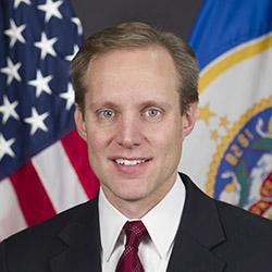 A photograph of Minnesota Secretary of State Steve Simon.